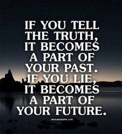 IF YOU TELL 