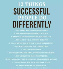 12 THINGS 