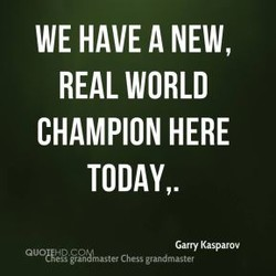 WE HAVE A NEW, 