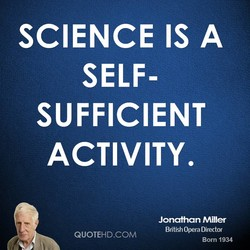 SCIENCE IS A 