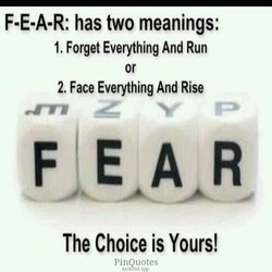has two meanings: 