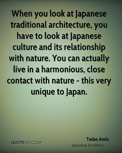 When you look at Japanese 