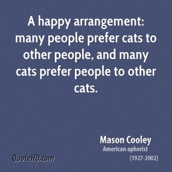 A happy arrangement: 