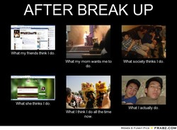 AFTER BREAK UP 