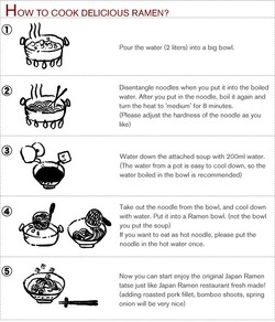 How TO COOK DELICIOUS RAMEN? 