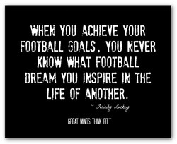 WHEN YOU ACHIEVE YOUR 