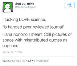 shut up, mike 