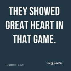 THEY SHOWED