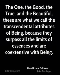 The One, the Good, the 