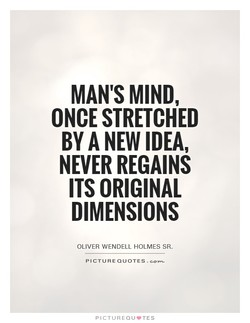 MAN'S MIND, 