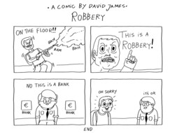 A COMiC By 12AViDJAME6, 