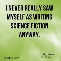 I NEVER REALLY SAW 