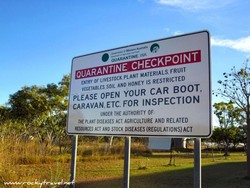 QUARANTINE WA 