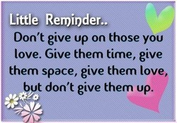 Little NRemiDder., 