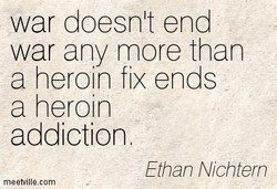 war doesnlt end 
