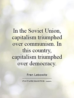 In the Soviet Union, 