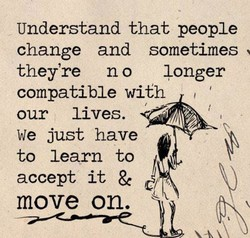Understand that people 