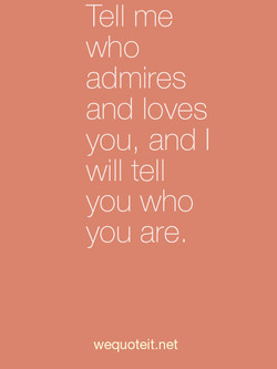 Tell me 