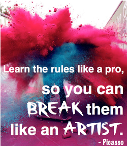 earn the rules like a pro, 
