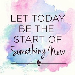 LET TODAY 
