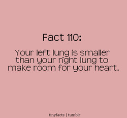 Fact 110: 