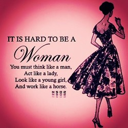 IT rs HARD TO BE A 
