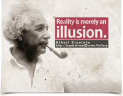 Reality is merely an 