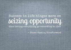 Success in life hinges more on 