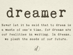 dreamer 
