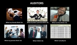 What my friends think I do 