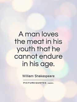 A man loves 