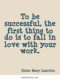successful, the 