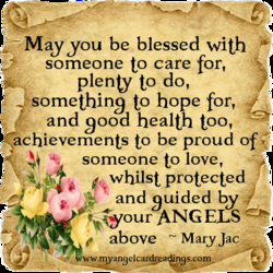 May you be blessed with 