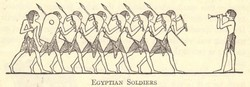 EGYPTIAN SOLDIERS