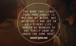 ..•'THE BOND THAT LINK€••.. 