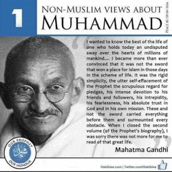NON-MUSLIM VIEWS ABOUT 
