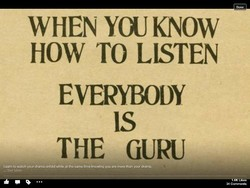 WHEN KNOW 