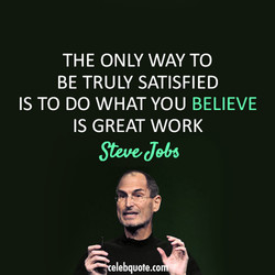 THE ONLY WAY TO 
