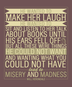 MAKE HER LAUGH 