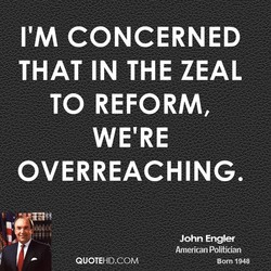 I'M CONCERNED 