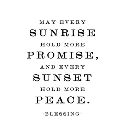 MAY EVERY 