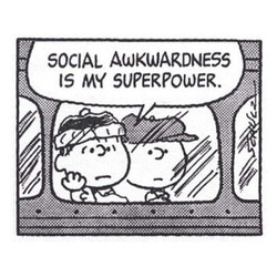 SOCIAL AWKWARDNESS 