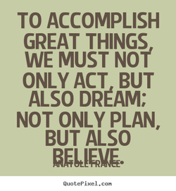 TO ACCOMPLISH 