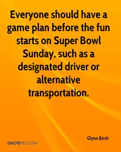 Everyone should have a 