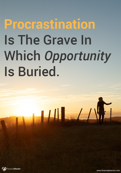 Procrastination 