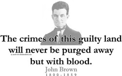 The crimes of this ilty land 
