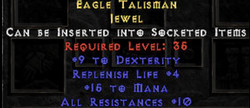EAGLE TALIStt1AN 