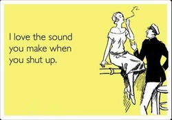 I love the sound 