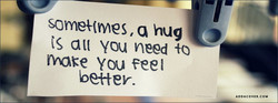 someHmes,Q hug 