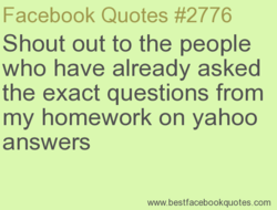 Facebook Quotes #2776 